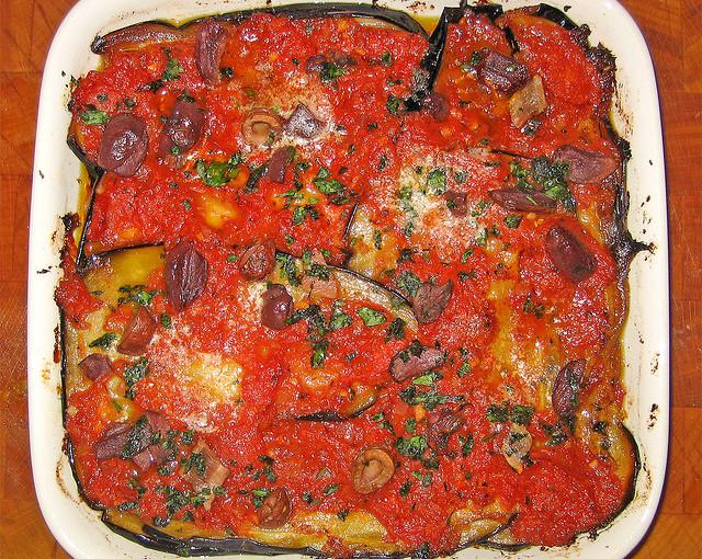 Włoska kuchnia i także nasze polskie mięso sezonowane